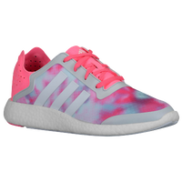 adidas Pure Boost - Women's - White / Pink