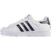 adidas Originals Superstar - Girls\u0027 Preschool - Black / White