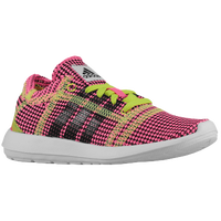 adidas Element Refine - Girls' Preschool - Pink / Black