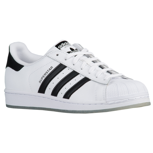 adidas originals superstar men 39 s basketball shoes white black. Black Bedroom Furniture Sets. Home Design Ideas