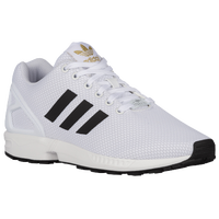 Adidas Zx Flux White Black Stripes