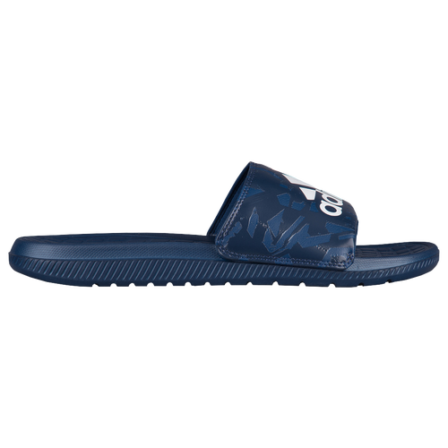 adidas Voloomix Slide - Men's - Navy / White