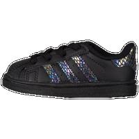 07a68a028ae2 adidas Originals Superstar - Girls  Toddler - Black   Multicolor