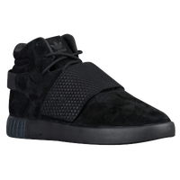 adidas Originals Tubular Invader Strap - Men's - All Black / Black