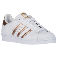 Adidas Superstar Womens Rose Gold