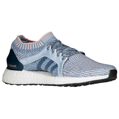 adidas Ultra Boost X - Women's - Light Blue / Navy