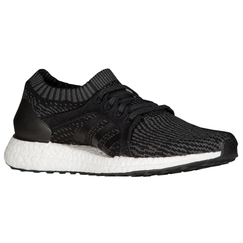 adidas Ultra Boost X - Women's - Black / Grey