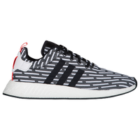 5f304a6051b86 adidas Originals NMD R2 Primeknit - Men s - Black   White