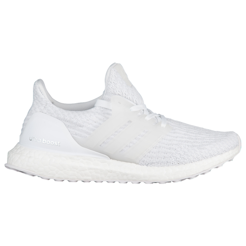 adidas Ultra Boost 3 - Boys' Grade School - All White / White