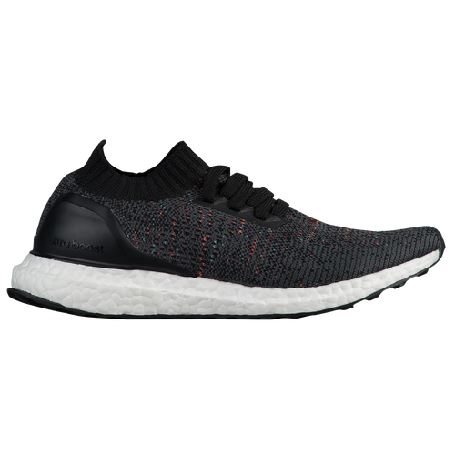 adidas Ultra Boost Uncaged - Boys' Grade School - Grey / Black