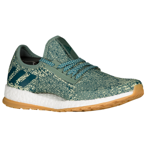 adidas Pure Boost X All Terrain - Women's - Light Green / Dark Green