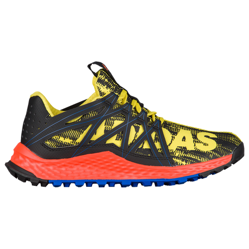 adidas Vigor Bounce - Boys' Preschool - Yellow / Black