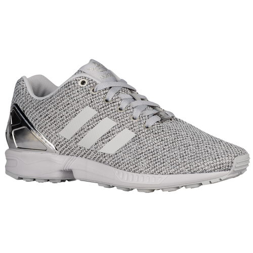 Adidas Zx Flux Silver