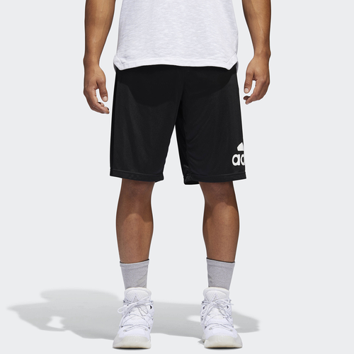 adidas Crazylight Shorts - Men's - Black / White