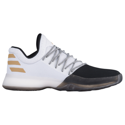 adidas Harden Vol. 1 - Men's -  James Harden - White / Black