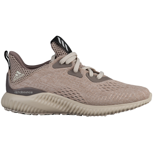 adidas Alphabounce - Boys' Grade School - Brown / Tan