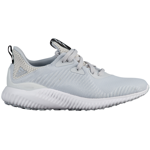adidas Alphabounce - Boys' Preschool - Grey / White