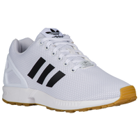 Adidas Flux White And Black