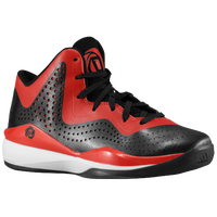 adidas D Rose 773 III - Boys' Grade School - Black / Red