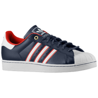 adidas Originals Superstar 2 - Men's - Navy / White