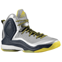 adidas D Rose 5 Boost - Men's -  Derrick Rose - Silver / Black