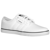 adidas Originals Seeley - Men's - White / Black