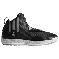 adidas J Wall - Boys' Grade School -  John Wall - Black / White