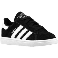 adidas Originals Campus 2 - Boys' Toddler - Black / White