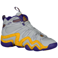 adidas Crazy 8 - Men's - Grey / Purple