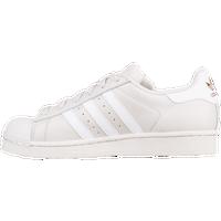 new arrival 3593b 1ac14 adidas Originals Superstar - Boys  Grade School - Off-White   White