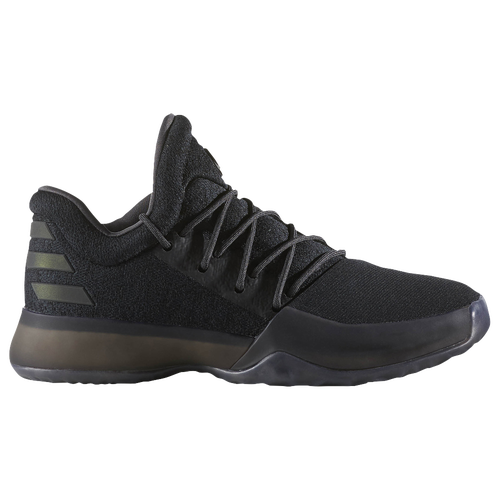adidas Harden Vol. 1 - Boys' Grade School -  James Harden - All Black / Black