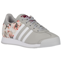 adidas Originals Samoa - Boys' Preschool - Grey / White