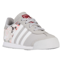 adidas Originals Samoa - Boys' Toddler - Grey / White