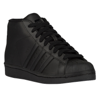 adidas Originals Pro Model - Boys' Grade School - All Black / Black