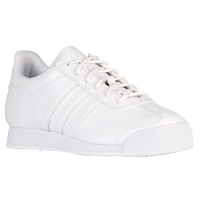 adidas Originals Samoa - Women's - All White / White