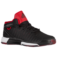 adidas D Rose 6 - Boys' Preschool - Black / Red