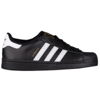 adidas Originals Superstar - Boys' Preschool - Black / White