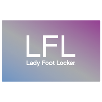 Lady Foot Locker E-mail Gift Card