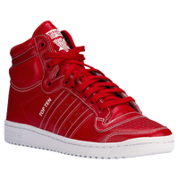 adidas Originals Top Ten Hi - Men's - Red / White