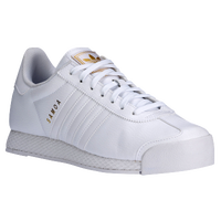 adidas Originals Samoa - Men's - White / Gold