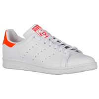 adidas Originals Stan Smith - Men's - White / Orange