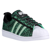 adidas Originals Superstar - Men's - Green / White