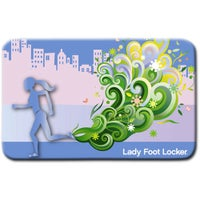 Lady Foot Locker Gift Card
