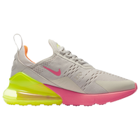 Nike Air Max 270 - Women's - Off-White / Pink