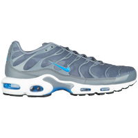 Nike Air Max Plus - Men's - Grey / Light Blue