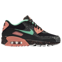 Nike Air Max 90  - Boys' Grade School - Black / Pink