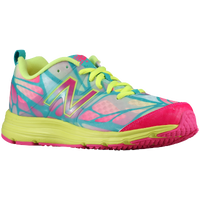 New Balance 891 - Girls' Grade School - Pink / Yellow