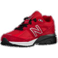 New Balance 990 - Boys' Grade School - Running - Shoes - Black/Black