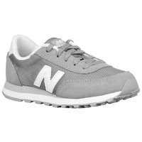 New Balance 501 - Boys' Grade School - Grey / White