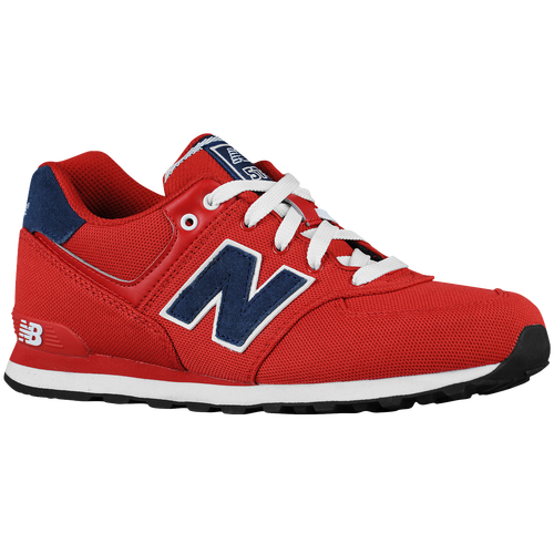 red new balance for kids